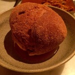 Ox-cheek donut