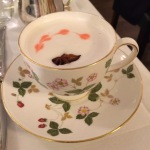 Six Bells Tea Cup Cocktail