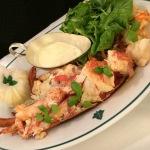 Half Lobster Cocktail