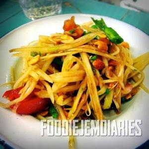 papaya-salad
