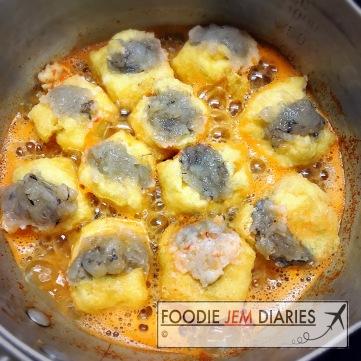cook dumpling